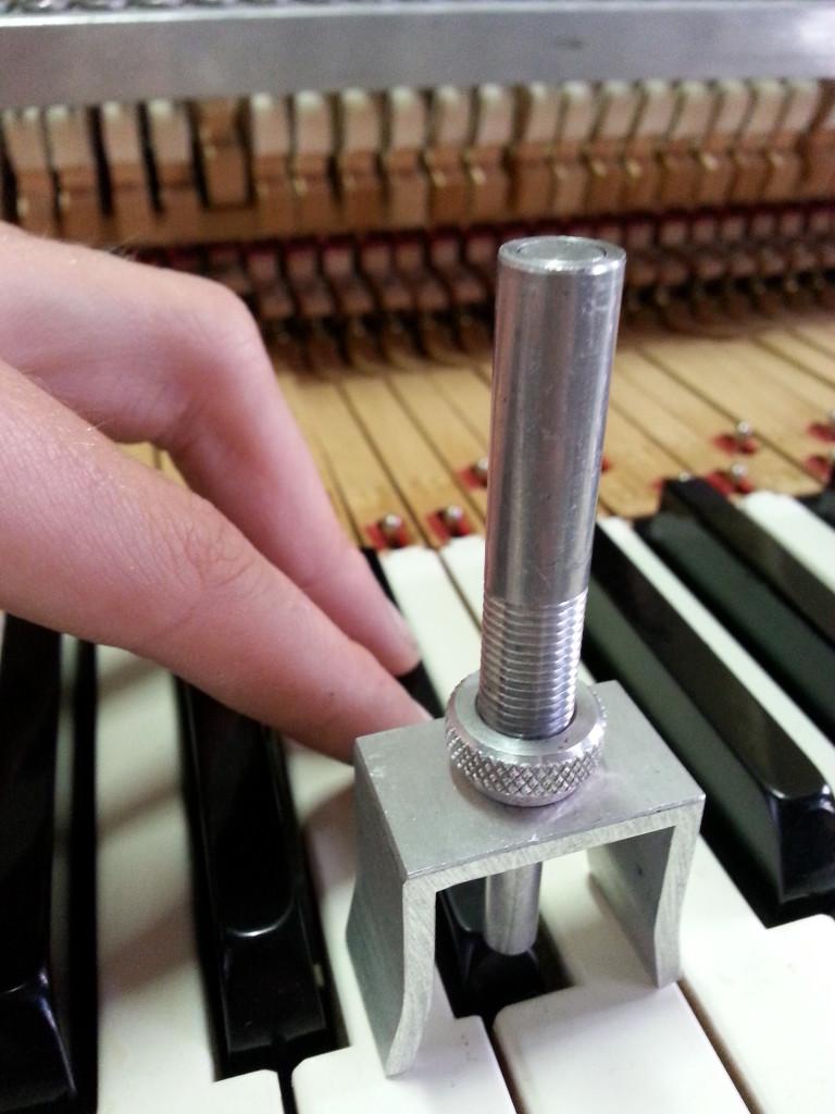 Wurlitzer 106 Key Dip