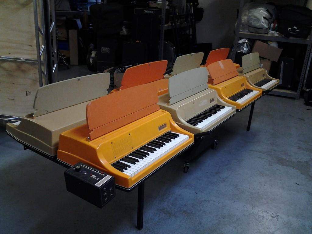 Wurlitzer 106P Full Set