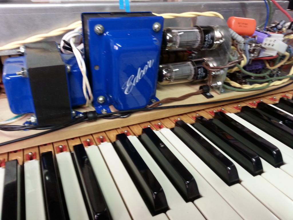 Wurlitzer Custom Tube Amplifier