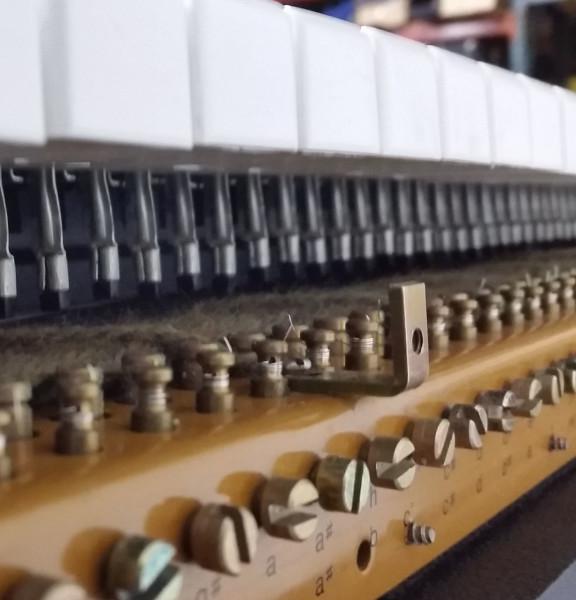 Clavinet Hammer Tips by Ken Rich Sound Services