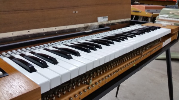 Hohner Clavinet D6 at Chicago Electric Piano
