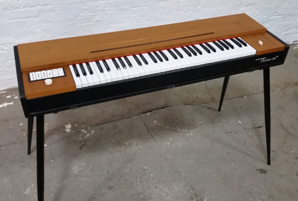 Hohner Clavinet D6 with Legs Full View